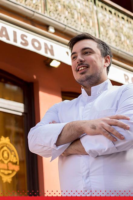 Chef Petit Jean